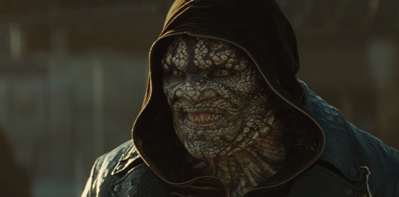 Adewale Akinnuoye-Agbaje Talks Killer Croc And Suicide Squad