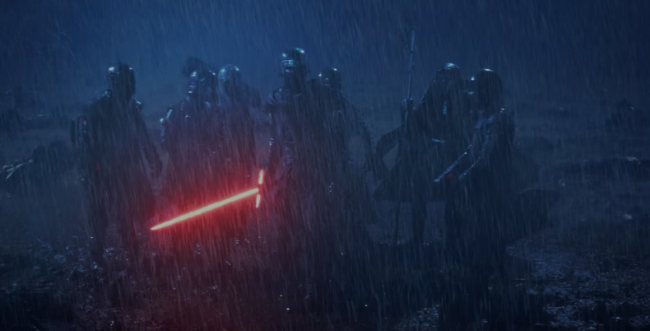 Star Wars: J.J. Abrams Keen On Knights Of Ren Spinoff