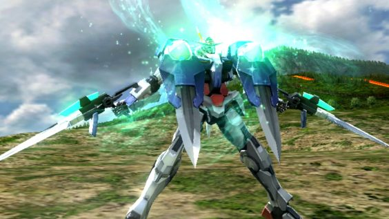 Mobile Suit Gundam Extreme VS Force 00