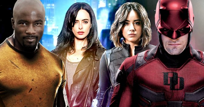 8 Amazing Casting Choices In Marvel TV Shows