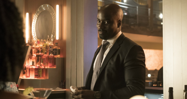 Luke Cage Is Suited And Booted In New Still For Marvel Spinoff Series