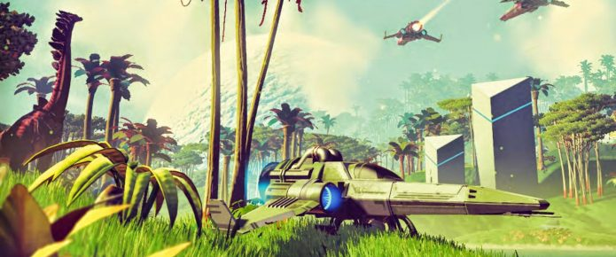 6 Reasons Why No Man's Sky Might Be The Most Important Game Ever Made