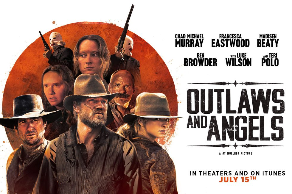 Outlaws And Angels Review