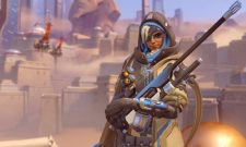 Gameplay And Origins Videos Reveal Ana As Overwatch's Latest Hero