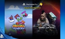 PlayStation Plus Lineup For August 2016 Comprises Rebel Galaxy, Tricky Towers And More