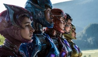 New Power Rangers Trailer Lightens Up The Mood