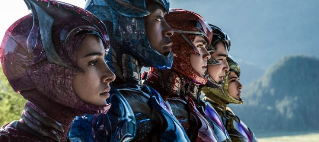 8 Awesome Moments From The Second Power Rangers Trailer