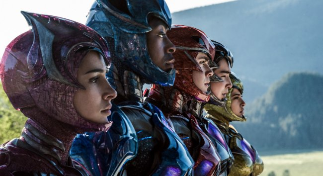 The Original Power Rangers Won't Be Making A Cameo Appearance In The Upcoming Reboot