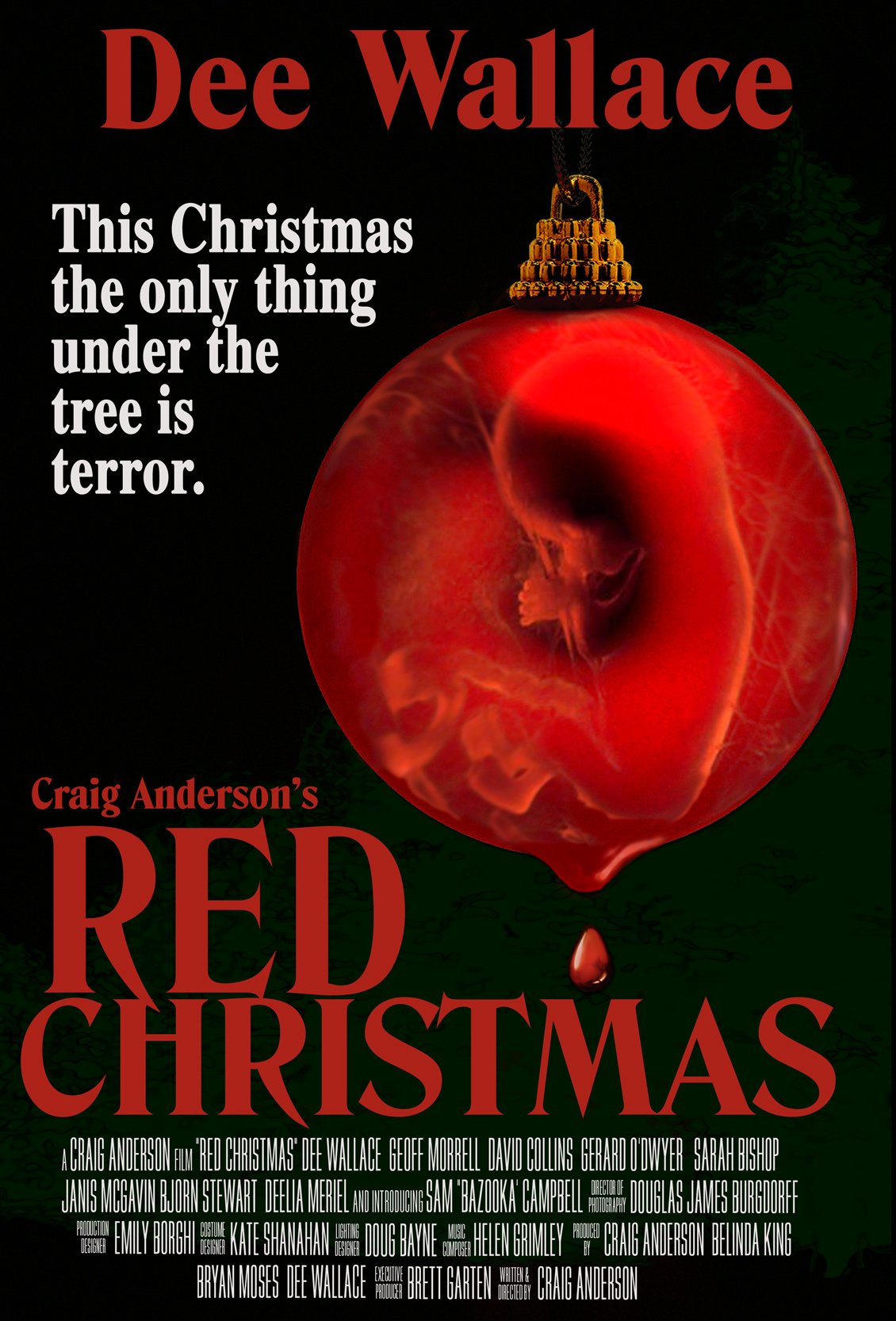 Red Christmas Review [Fantasia 2016]