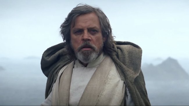 Mark Hamill Reveals Luke's Introduction In Star Wars: The Force Awakens Could Have Been Very Different