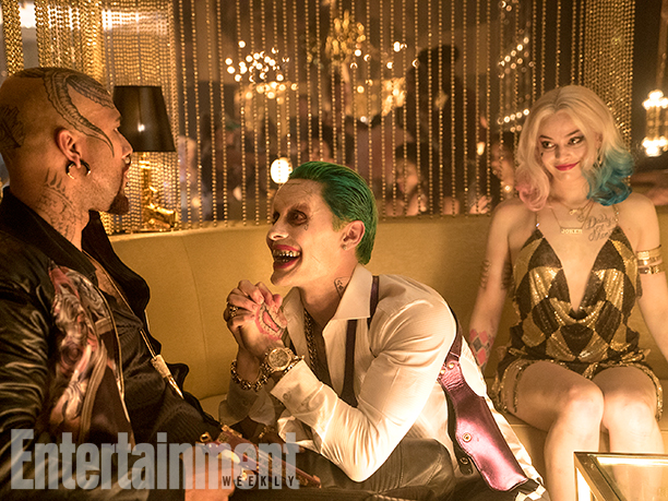 Harley Quinn Steals The Show In Fresh Batch Of Suicide Squad Stills