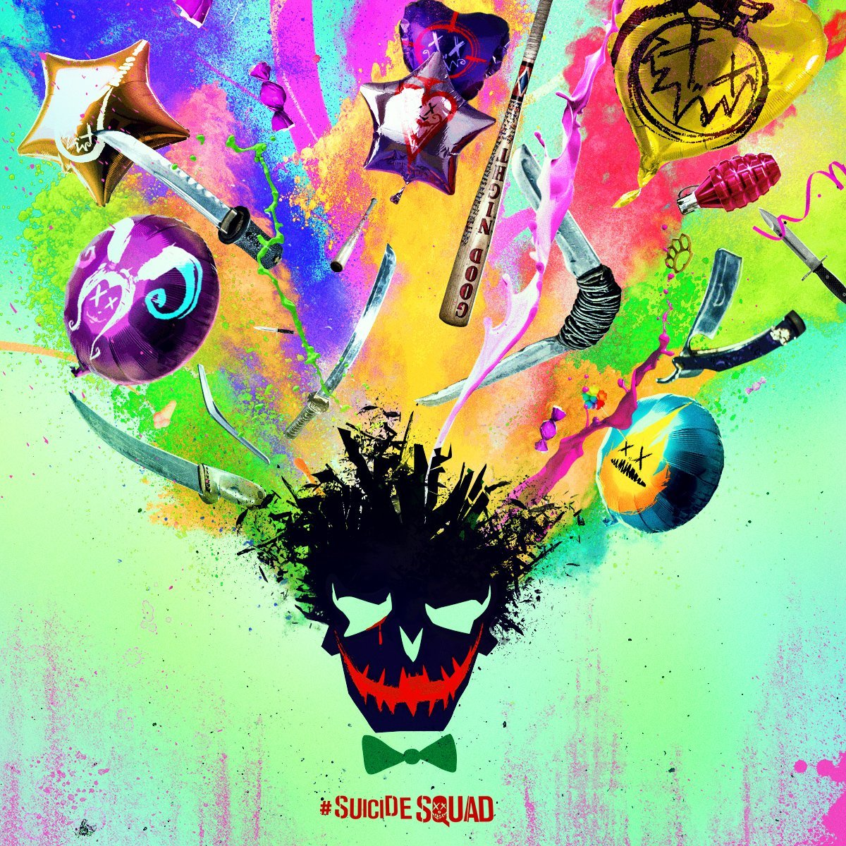 Suicide Squad Gets Yet Another Colorful New Poster Ahead Of August 5th Release