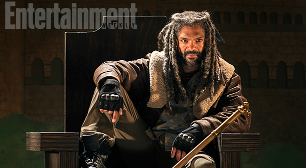 Ezekiel Rules The Roost In Fresh Batch Of Photos For The Walking Dead Season 7