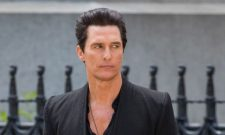 Matthew McConaughey Stands Tall As The Man In Black In The Dark Tower Set Photos