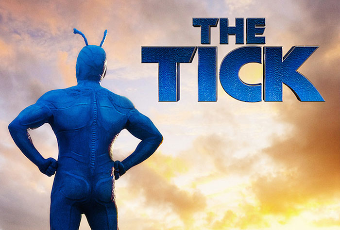 Peter Serafinowicz Is The Tick In First Look At Amazon's Comedy Reboot