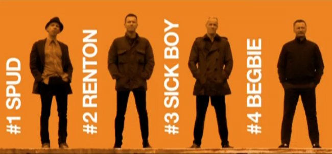 Danny Boyle's Lowlifes Return As First Trainspotting 2 Teaser Pulls In