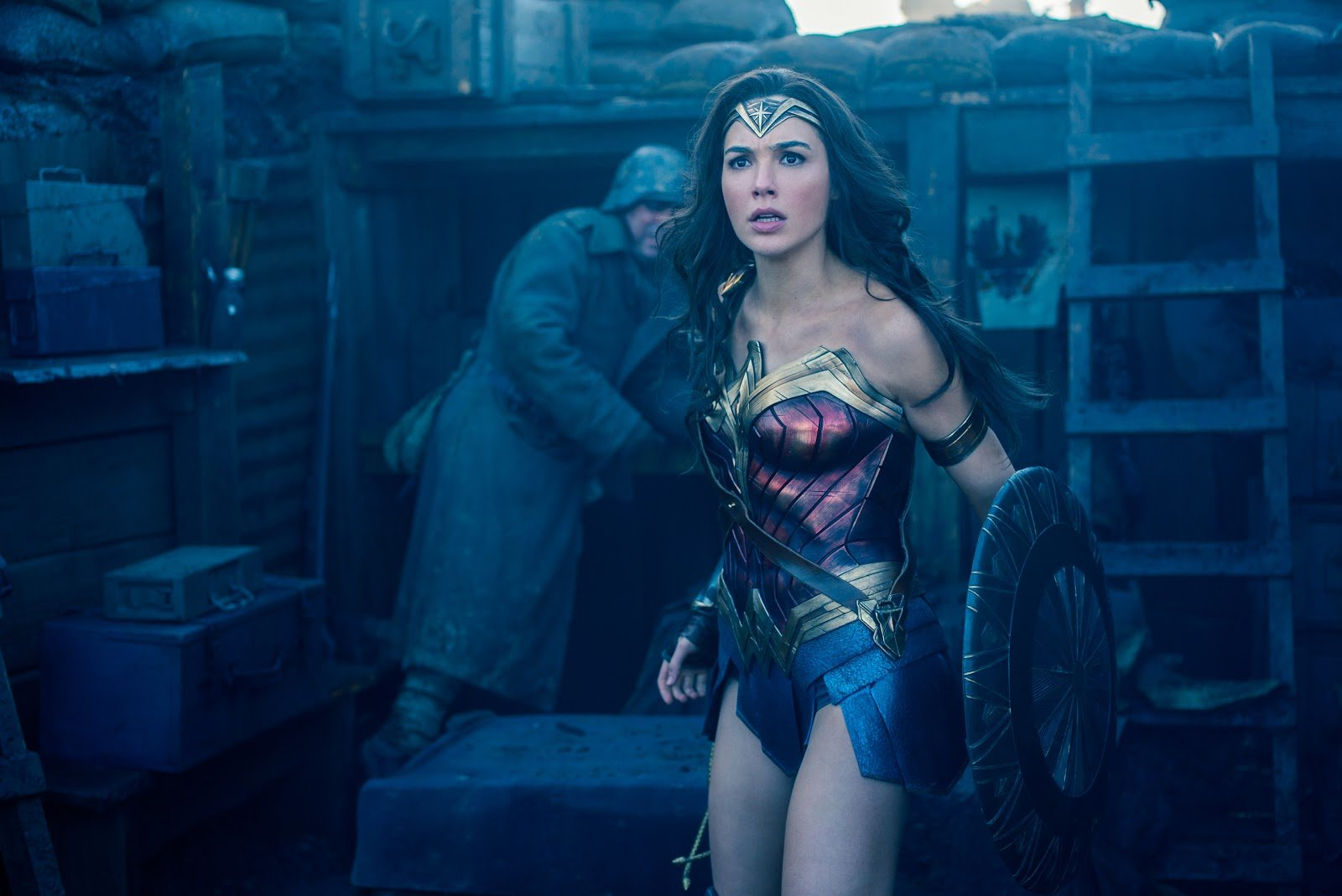 Gal Gadot Says Wonder Woman Stands For Love, Justice And Compassion