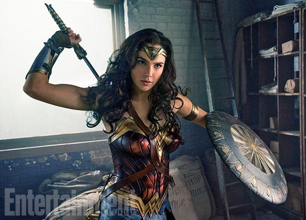 Warner Bros. Debuts Brand New Wonder Woman Promo During Gotham
