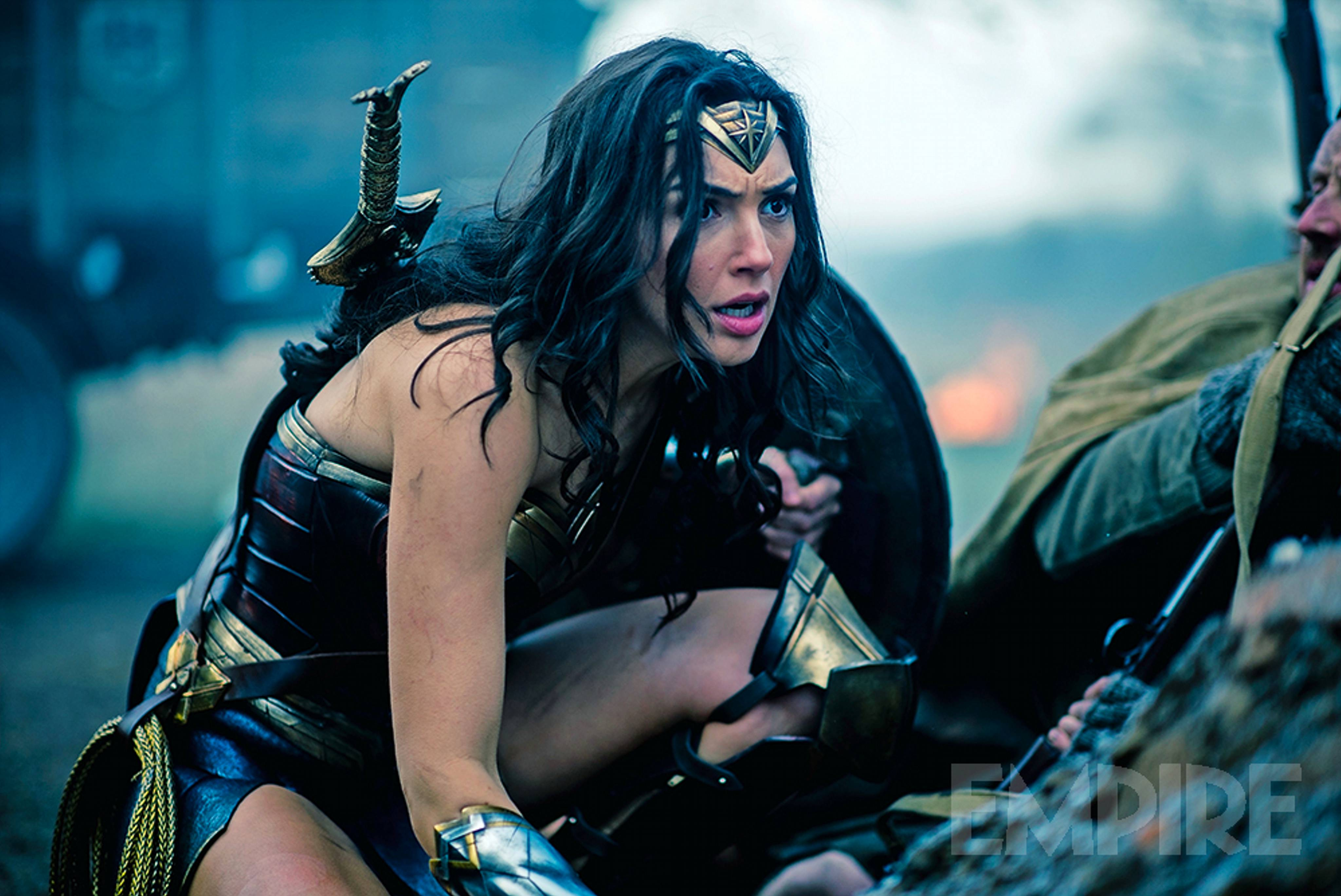 Warner Bros. Releases First Wonder Woman Trailer At Comic-Con