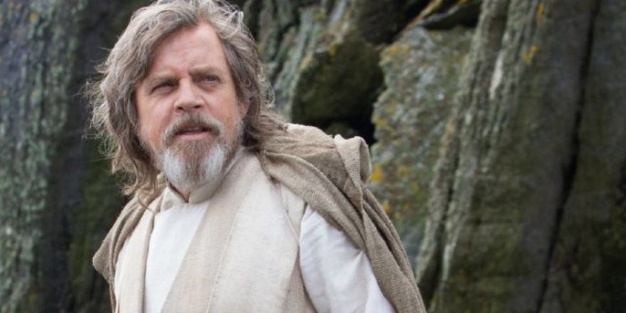 "Mark Hamill Says Secrecy Surrounding Star Wars: Episode VIII Is ""Annoying And Intrusive"""