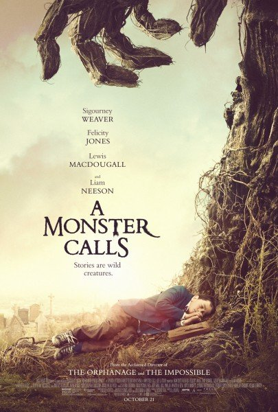 A Monster Calls In Latest Trailer For Juan Antonio Bayona's Fantastical Adventure