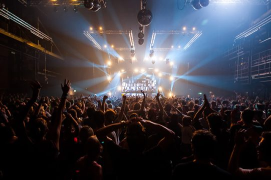 Amsterdam Dance Event Announces Lineup For 2016 Edition