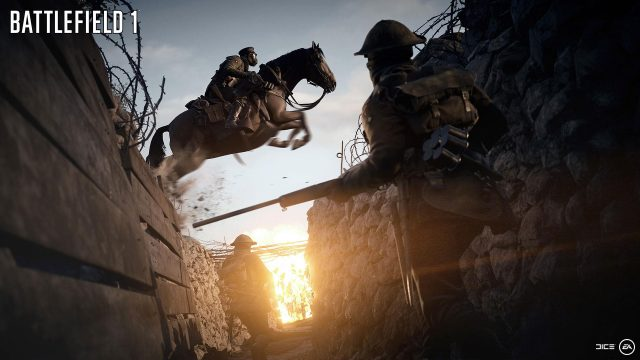 Paramount Snaps Up Rights For Battlefield TV Series