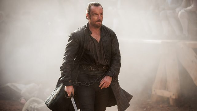 Toby Stephens To Headline Lost In Space Reboot For Netflix