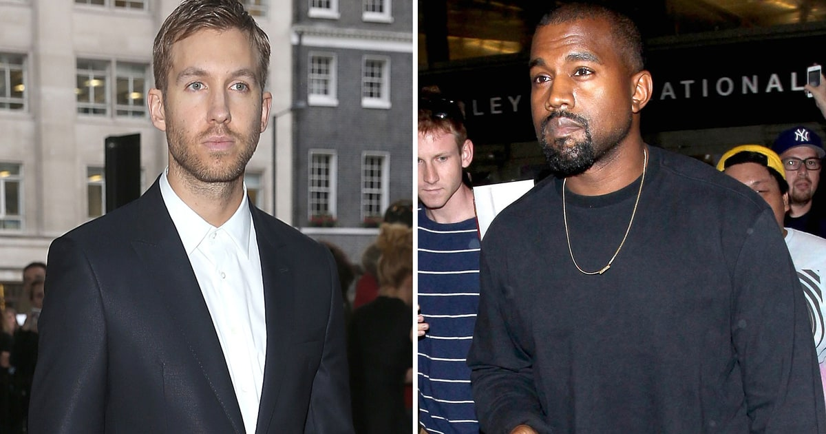 Will Calvin Harris And Kanye West Collab Together?