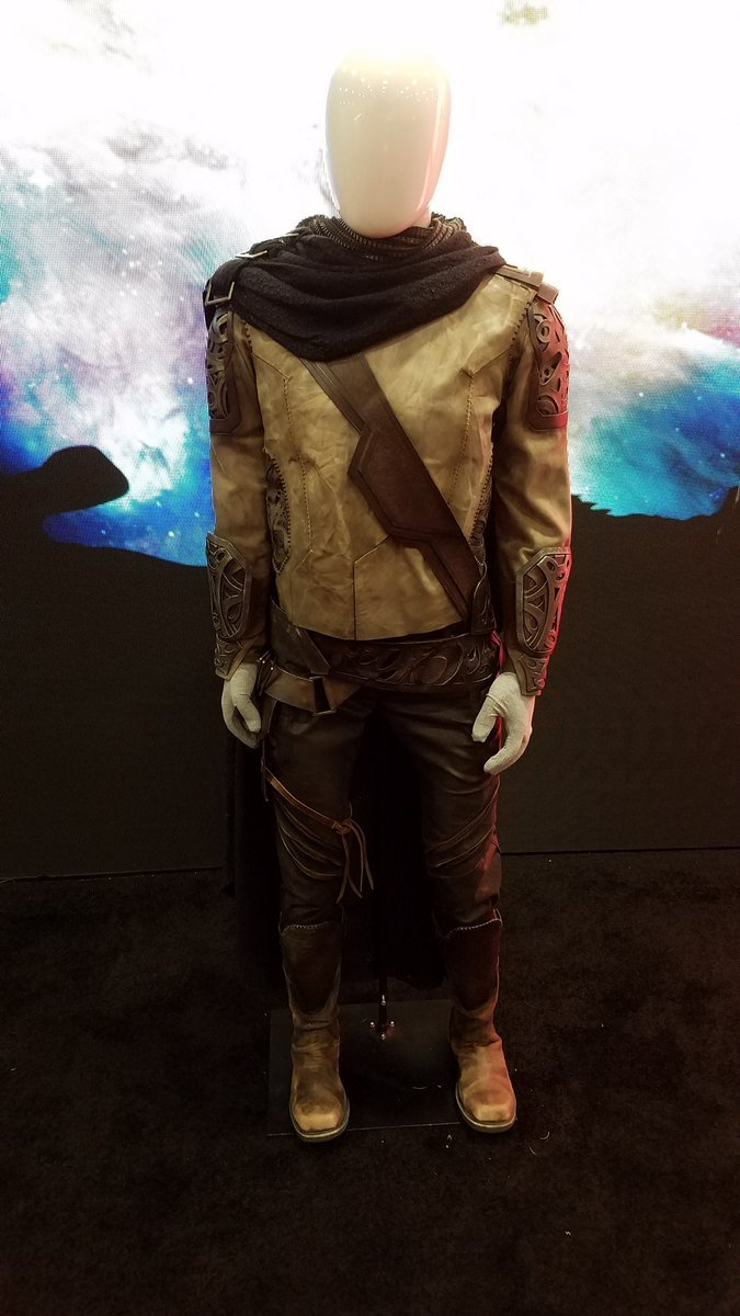 First Look At Kurt Russell's Ego Costume From Guardians Of The Galaxy Vol. 2