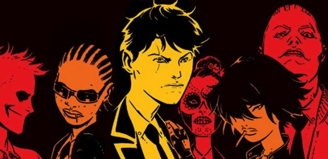Russo Brothers To Produce Image Comics' Deadly Class TV Adaptation