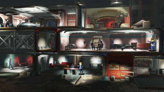 Become An Overseer In Fallout 4's Vault-Tec Workshop DLC On July 26