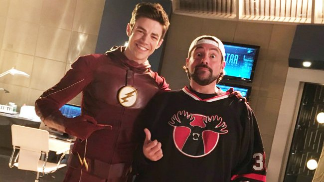 Kevin Smith Will Helm Episode Of The Flash Season 3