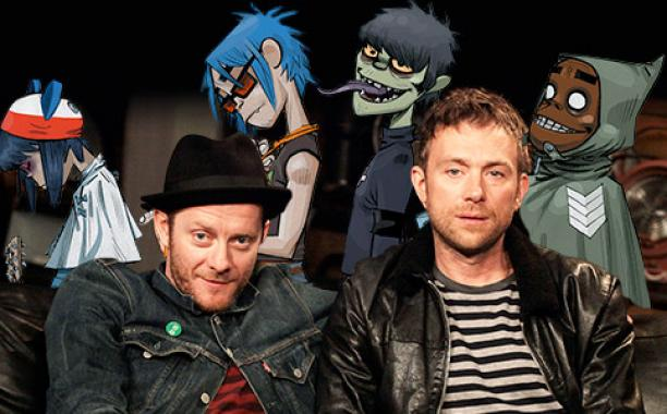 Gorillaz Gear Up For New Album With The Book Of Noodle