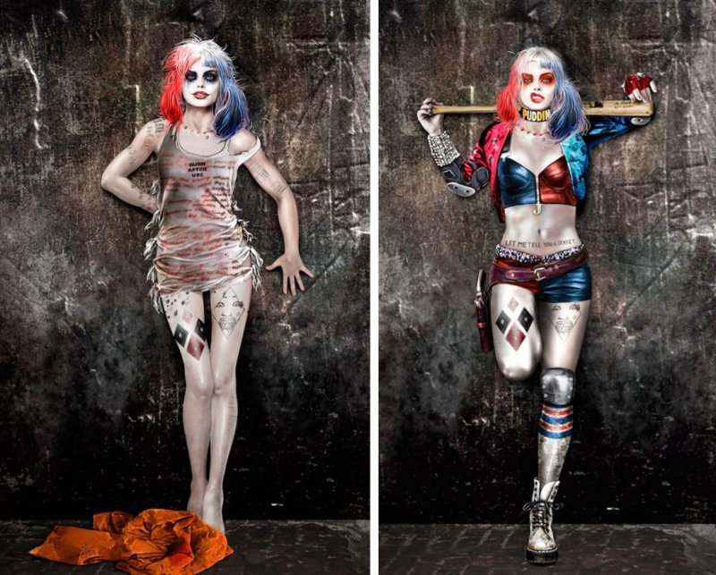 Harley Quinn Is Dressed To Kill In Suicide Squad Concept Art