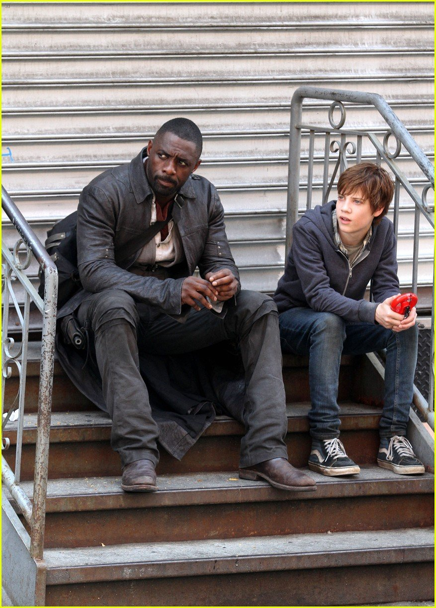 New Photos From The Dark Tower Set Confirm A Mind-Blowing Fan Theory
