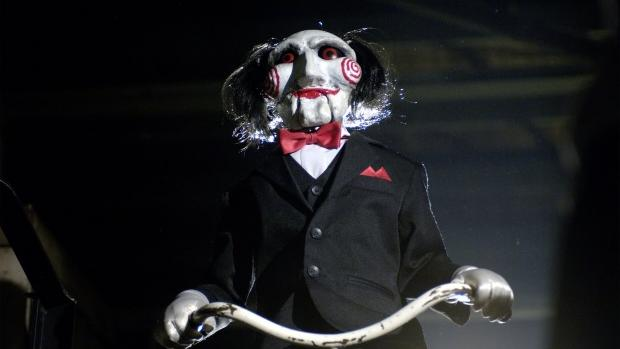 New Saw movie retitled Jigsaw, logo revealed