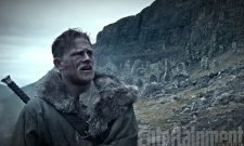 EW Releases First Look At Charlie Hunnam And Jude Law In King Arthur: Legend Of The Sword