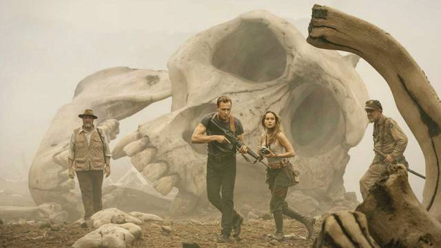 Latest Trailer Tease For Kong: Skull Island Unveils A New Monster