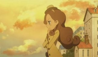 Professor Layton Spinoff Lady Layton Announced For 3DS And Smartphones