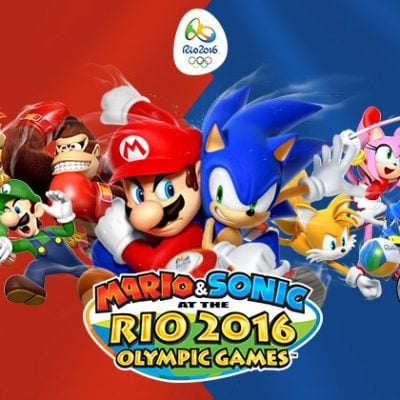 Mario & Sonic At The Rio 2016 Olympic Games Review