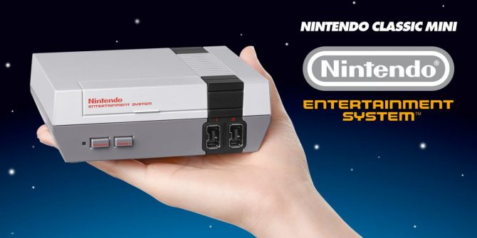 The Mini NES Won't Get Any Additional Games Post-Launch, Nintendo Confirms