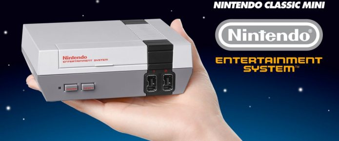 Nintendo's NES Classic Was The Third Best-Selling Console Of January