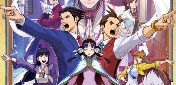 New Phoenix Wright: Ace Attorney – Spirit Of Justice Trailer Released