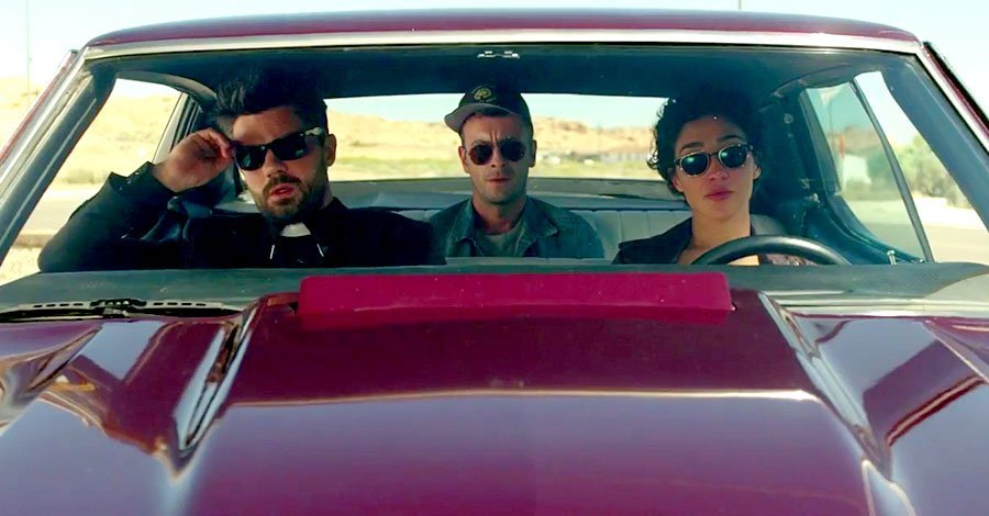 Preacher Season 2 Officially Begins Production With A Gory BTS Image