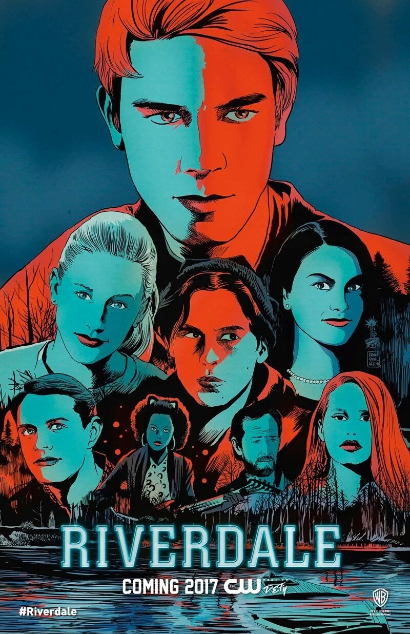 New Riverdale Poster Debuts Ahead Of SDCC Premiere