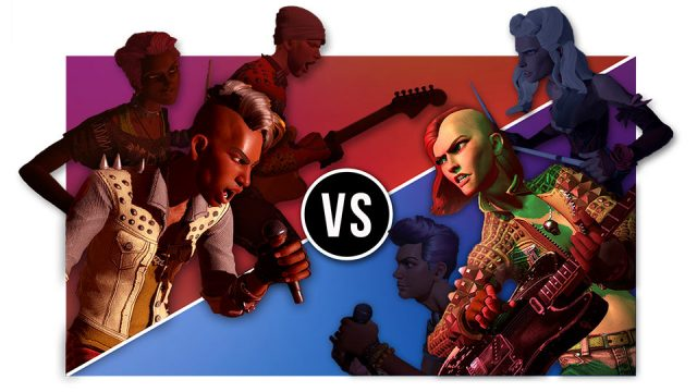 Rock Band Rivals Hands-On Preview