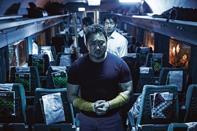 South Korean Zombie Flick Train To Busan In Line For Hollywood Remake