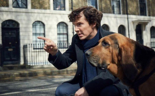 Sherlock Season 4 Could Wrap Up BBC's Spy Drama; New Image Reveals A Canine Companion