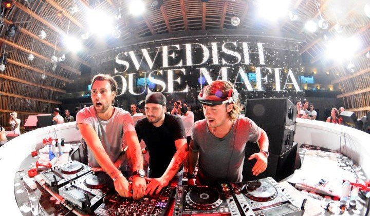 Axwell Refutes Swedish House Mafia Reunion Tweet As Fake
